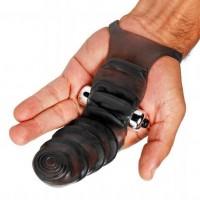 Master Series Bang Bang Vibrating Finger Glove