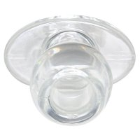 Perfect Fit Tunnel Plug Medium Clear