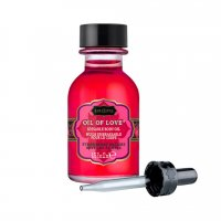 Kamasutra Strawberry Dreams Oil Of Love Kissable Body Oil