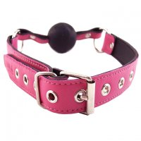 Rouge Garments Ball Gag Pink