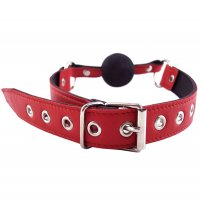 Rouge Garments Ball Gag Red