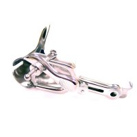 Rouge Stainless Steel Vaginal Speculum